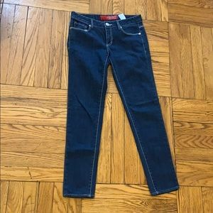 Guess skinny jeans (cropped)